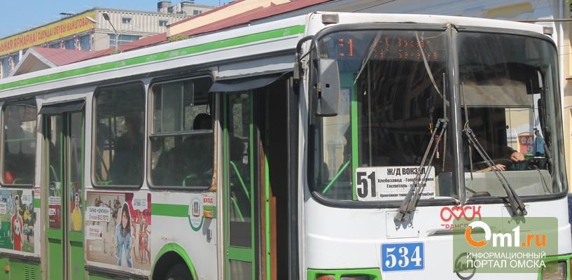 В Омске по-прежнему мало автобусов. Мэрия ждет решения о кредите