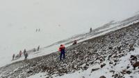 В Туве нашли тела пятерых подростков, попавших под лавину