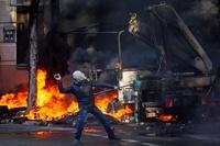 Ночь в беспокойном Киеве: десятки погибших и сотни раненых