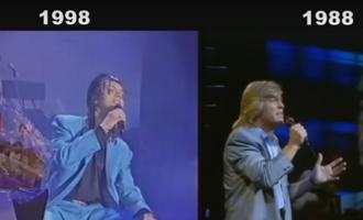 Маруани открыл ящик Пандоры: в архивах Филиппа Киркорова нашли еще одну «позаимствованную» песню. Видео