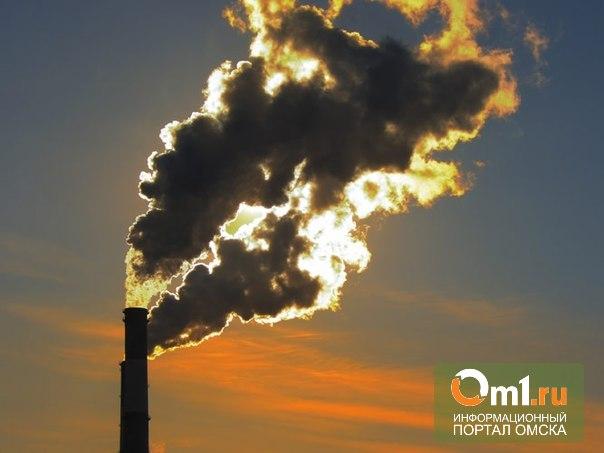 Омская ТЭЦ-5 загрязняла воздух, пользуясь пробелами в законах
