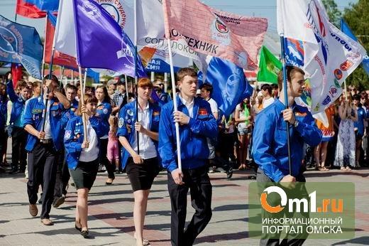 На строительство объектов к 300-летию Омска пригласят студентов из Крыма