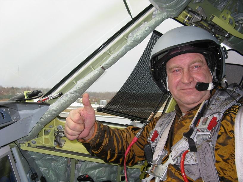 Летчики в Омске получают пенсию в 100 тысяч