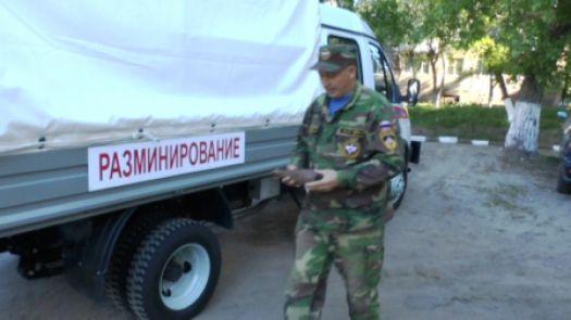 Житель Карелии заминировал омскую «мусорку»