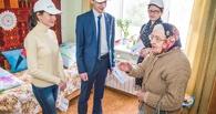 «Газпромнефть-Региональные продажи» организовали праздник в омском геронтологическом центре