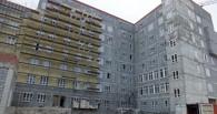 Темпы строительства поликлиники на Левобережье Омска будут ускорены