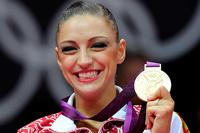 Евгению Канаеву назвали самой успешной спортсменкой года