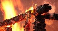 В Омской области при пожаре погиб 64-летний пенсионер