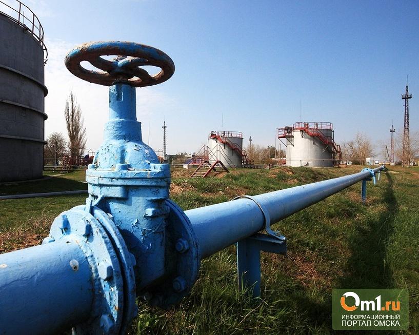 На Украине взорвался газопровод, пламя взмыло вверх на 200 метров