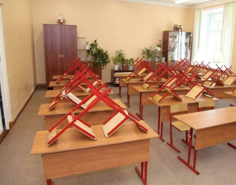 В России начали отменять школьные занятия из-за холодов