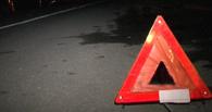 В Омске водитель Subaru протаранил Hyundai Solaris: погиб человек