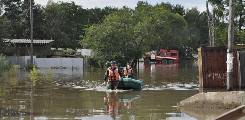 В Омской области остаются подтопленными 130 домов