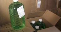 В Омске «бизнесмен» продавал омичам разбавленный технический спирт
