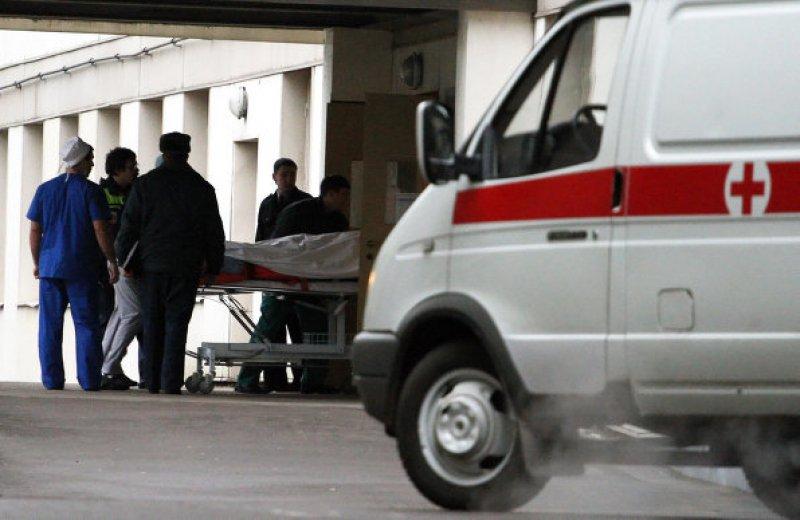 В Омске сбили двух детей на регулируемом пешеходном переходе
