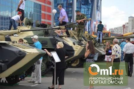 Юбилейная X выставка «ВТТВ-Омск-2013» состоится в октябре