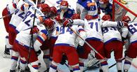 7:0 в день 70-летия Победы: Россия разгромила Белоруссию на ЧМ по хоккею