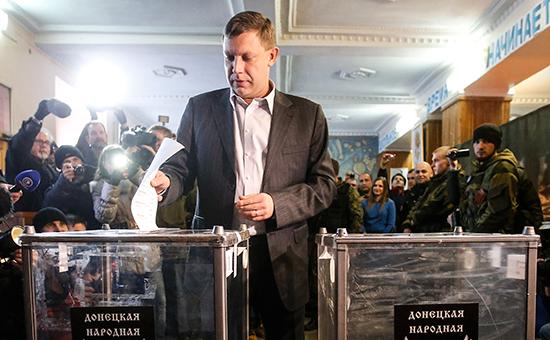 На Донбассе заявили об окончательном отделении от Украины