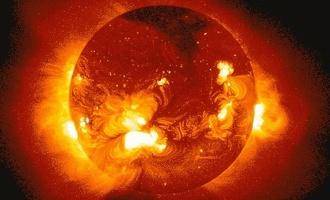 Ученые: магнитная буря обрушится на Землю 18 ноября