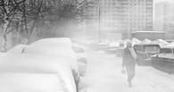 МЧС объявило в Омске штормовое предупреждение