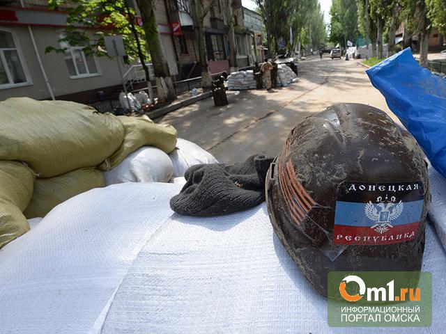 Украинские военные пошли в наступление на Славянск