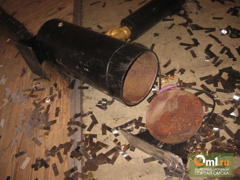 Взрыв пневмопушки с конфетти на юбилее «Омскэнерго» расследует СУ СК