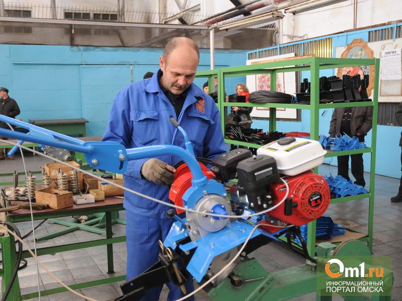 Мэрия: Товары омского производства пользуются спросом