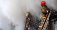 В Омске из горящей сауны спаслись 10 человек