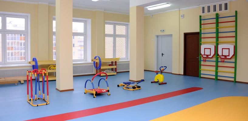 Двораковский открыл в Омске новый детский сад