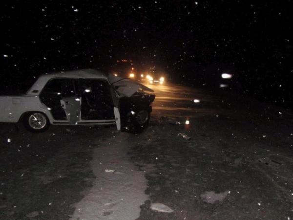 В Омской области в ДТП пострадали 6 человек