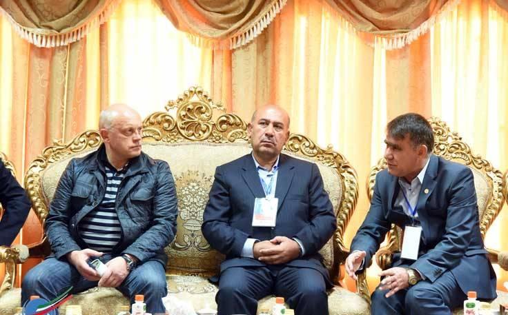 Презентация Омской области состоялась вцентральной провинции республики Иран