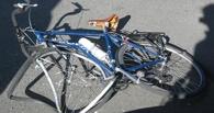 В Омске иномарка сбила 12-летнего велосипедиста на пешеходном переходе
