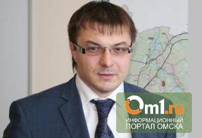 Министр экономики Омской области ушел в отпуск насовсем
