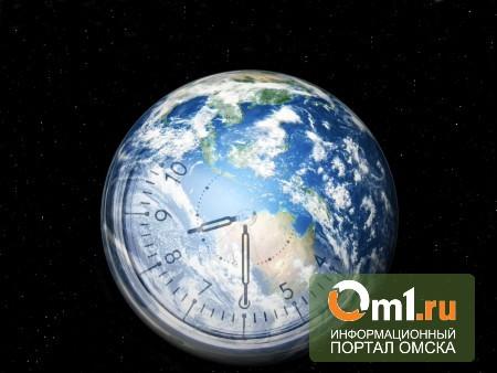 Омские железнодорожники остановят поезда и проведут свой «час Земли»