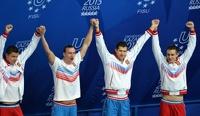 Россию уже не догнать по числу медалей на Универсиаде в Казани