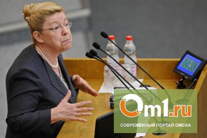 Мизулина стала самым богатым депутатом от Омска