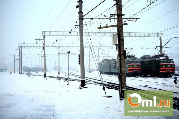 В Омске начальник станции «РЖД» пытался дать взятку полицейскому