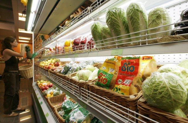 В Омской области продукты дорожали медленнее, чем в целом по России