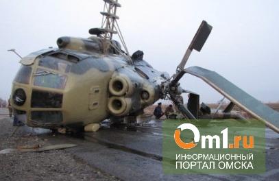 МАК: в крушении вертолетов под Калачинском виноваты пилот и диспетчер