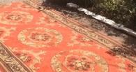 Жители Чкаловска протянули к подъездам ковровые дорожки
