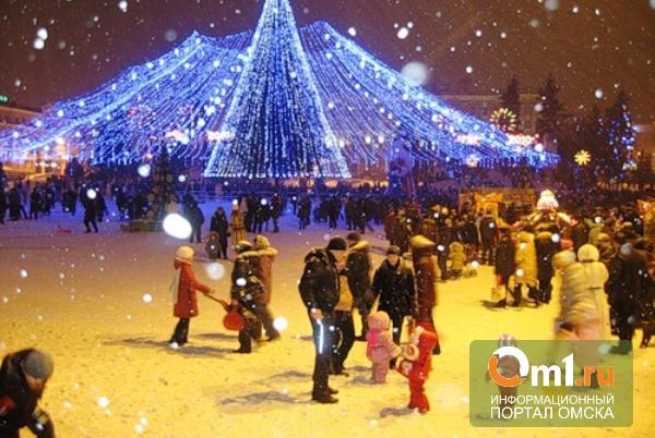 Старый Новый год в Омске прошел спокойно