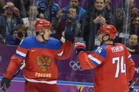 Российские хоккеисты обыграли Словению в первом матче олимпийского турнира