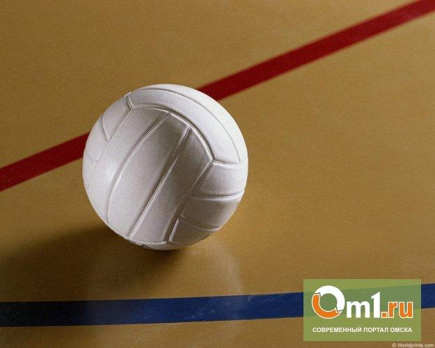 Российские волейболистки одержали первую победу на Кубке Ельцина