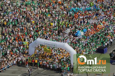 В Омске в день Сибирского международного марафона пройдет еще и Кросс наций