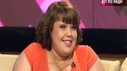 Омичка с грудью десятого размера прославилась на всю страну в эфире НТВ