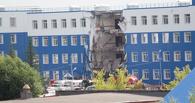 Путин выразил соболезнования родным погибших при обрушении казармы в Омске