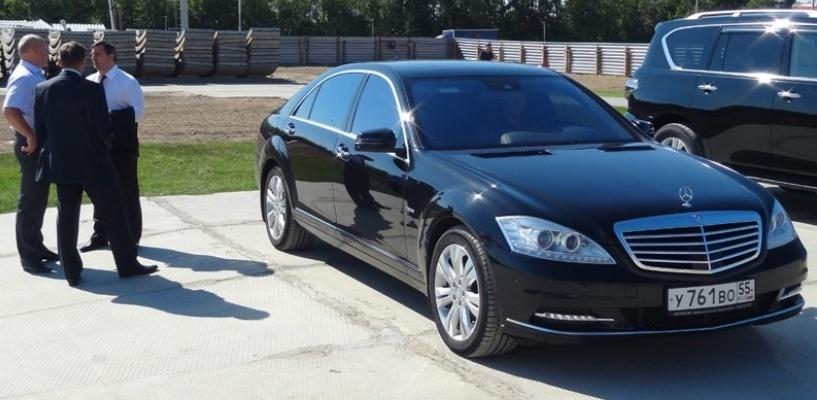 Mercedes Виктора Назарова отремонтируют за 716 000 рублей