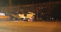 На проспекте Мира в Омске начался ремонт дороги