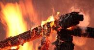 В Омске в огне погибла 56-летняя женщина