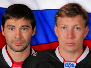 Из «Авангарда» в олимпийскую сборную России вызваны Пережогин и Попов
