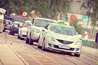 В День города на омскую невесту наденут фату длиной в 3,5 километра